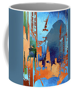 Abstract  Images Of Urban Landscape Series #1 Coffee Mug
