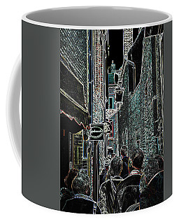 Abstract  Images Of Urban Landscape Series #12b Coffee Mug