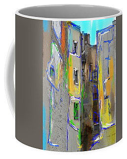 Abstract  Images Of Urban Landscape Series #13 Coffee Mug