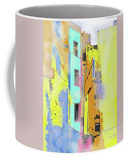 Abstract  Images Of Urban Landscape Series #2 Coffee Mug