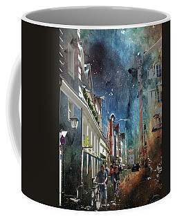 Abstract  Images Of Urban Landscape Series #6 Coffee Mug