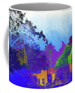 Abstract  Images Of Urban Landscape Series #8 Coffee Mug