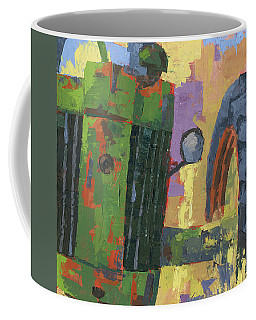 Abstract Johnny Coffee Mug