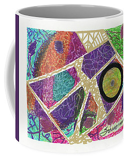 Puzzle Jungle Coffee Mug