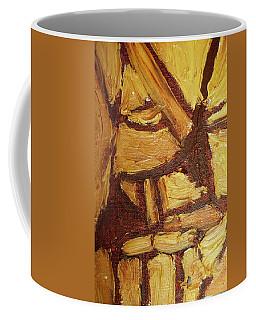 Abstract Lamp Again Coffee Mug