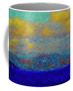 Abstract Landscape Expressions Coffee Mug