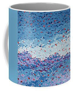 Abstract Landscape Painting 1 Coffee Mug