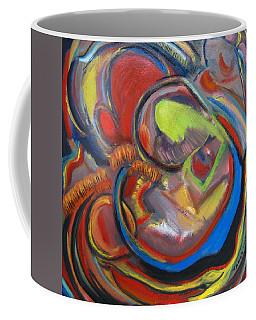 Abstract Life Coffee Mug