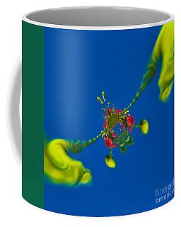Abstract Lobster 9137205141 Coffee Mug