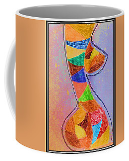 Abstract Love Coffee Mug