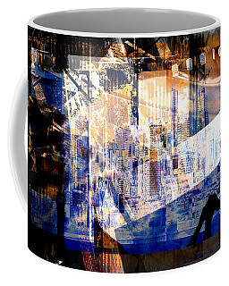 Abstract Movie Coffee Mug
