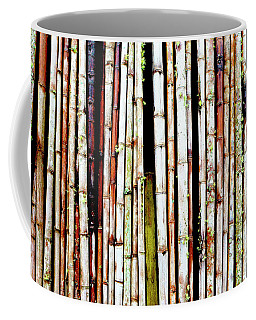 Abstract Nature Bamboo Shoots Photo 806 Coffee Mug