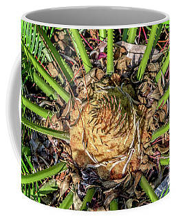 Abstract Nature Tropical Fern 2096 Coffee Mug
