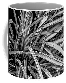 Abstract Of Leaves ... Coffee Mug