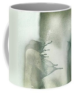 Abstract Or Creatures. #grey Coffee Mug