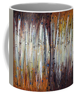 Abstract Patterns One Coffee Mug