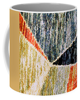 Abstract Pillow Cover Coffee Mug