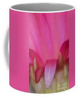 Abstract Pink Cactus Flower Coffee Mug by Tamara Becker