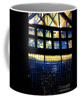 Abstract Reflections Digital Art #5 Coffee Mug
