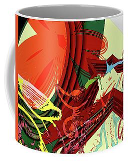 Abstract Rhetoric Coffee Mug