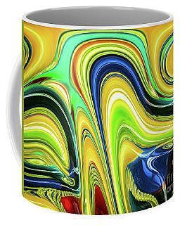 Abstract Series 153240 Coffee Mug