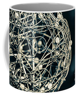 Abstract Sphere Coffee Mug