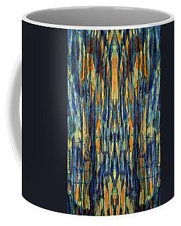 Abstract Symmetry I Coffee Mug