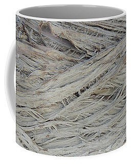 Abstract Tree Bark Coffee Mug by Jayne Wilson