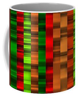 Abstract W-1 Colorist-2 Coffee Mug