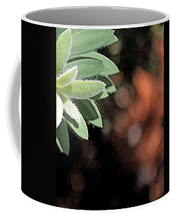 Coffee Mug featuring the photograph Abstract Watercolor by Judy Vincent