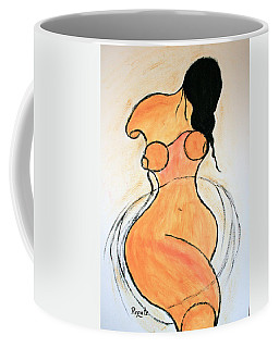 Abstract Woman.... Coffee Mug