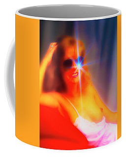 Abstracted Model II Coffee Mug