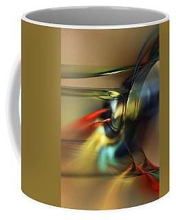 Abstraction 022023 Coffee Mug