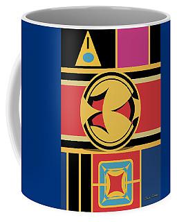 Abstraction 10 Coffee Mug