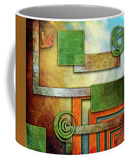 Abstraction 2 Coffee Mug