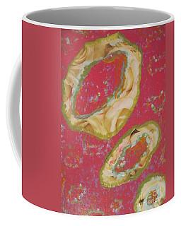 Abstraction #9 Coffee Mug