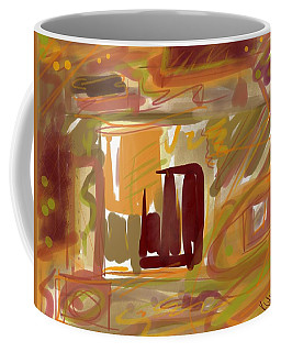 Abstraction Collect 1 Coffee Mug