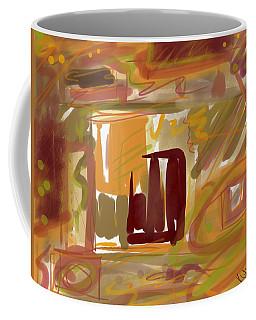 Abstraction Collect 1 Coffee Mug