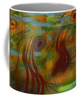 Abstraction Collect 5 Coffee Mug