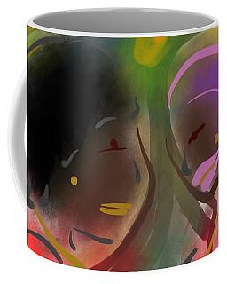 Fro Abstraction 1 Coffee Mug