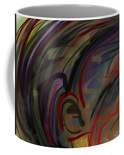Fro Abstraction 2 Coffee Mug