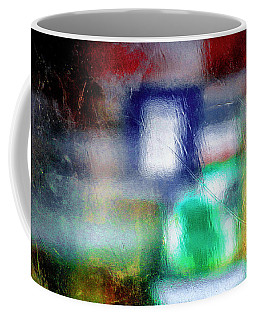 Abstraction  Coffee Mug