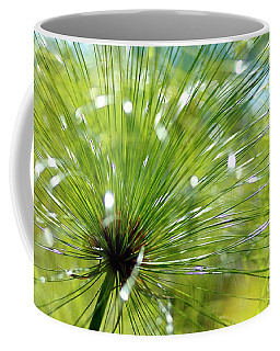 Abstrct Grass Coffee Mug