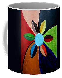 Colorful  Daisie Coffee Mug