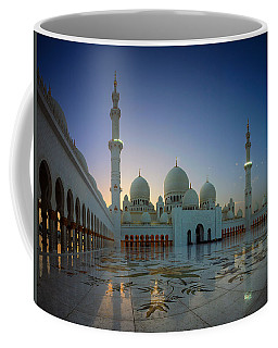 Abu Dhabi Grand Mosque Coffee Mug
