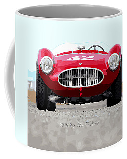Ac Cobra Coffee Mug by Gary Grayson