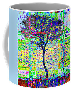 Acacia Tree Coffee Mug