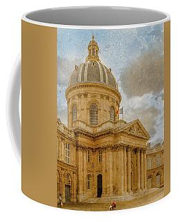 Paris, France - Academie Francaise Coffee Mug