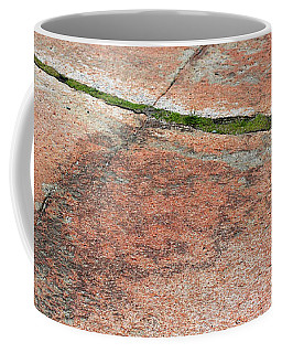 Acadia Red Granite Coffee Mug