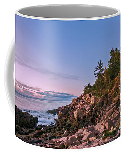 Coffee Mug featuring the photograph Acadia by Sharon Seaward